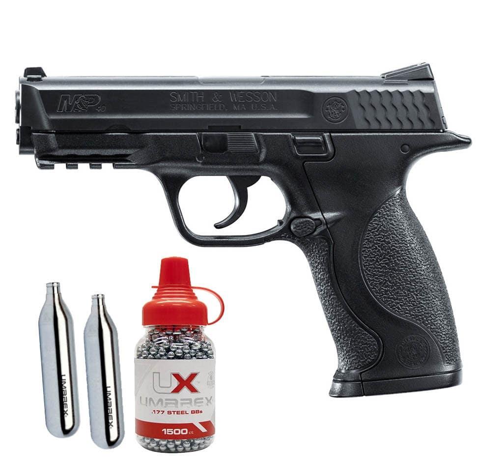 arma aire comprimido