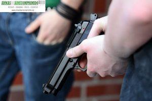 pistola balines baratas